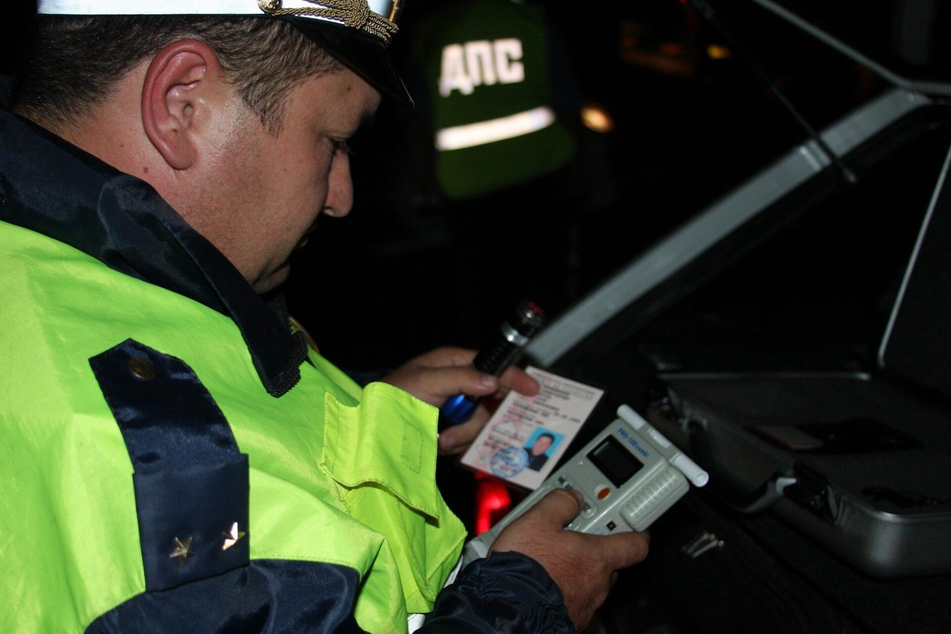 В Югорске пресечен очередной факт повторного управления автомобилем в состоянии опьянения
