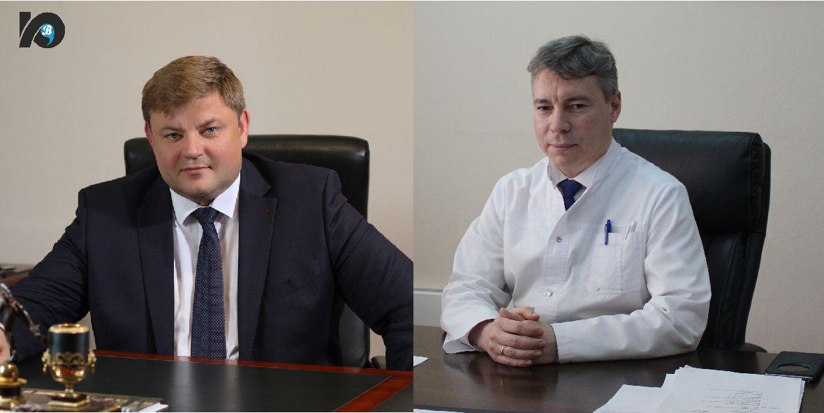30 июня в 16:00 глава города Андрей Бородкин проведёт совместный прямой эфир с главным врачом Югорской городской больницы Андреем Маренко.