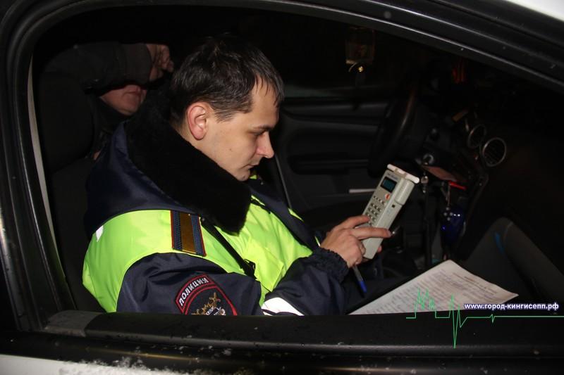 Накануне госавтоинспекторами Югорска выявлено несколько фактов управления транспортам средством в состоянии опьянения.