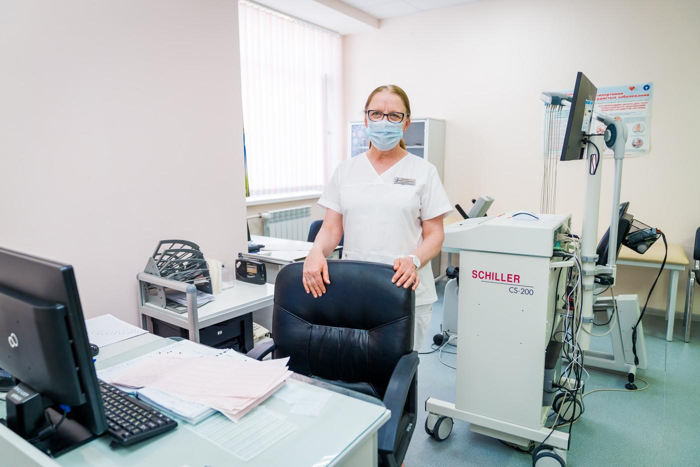Для жителей Лангепаса будет открыта новая ПЦР-лаборатория