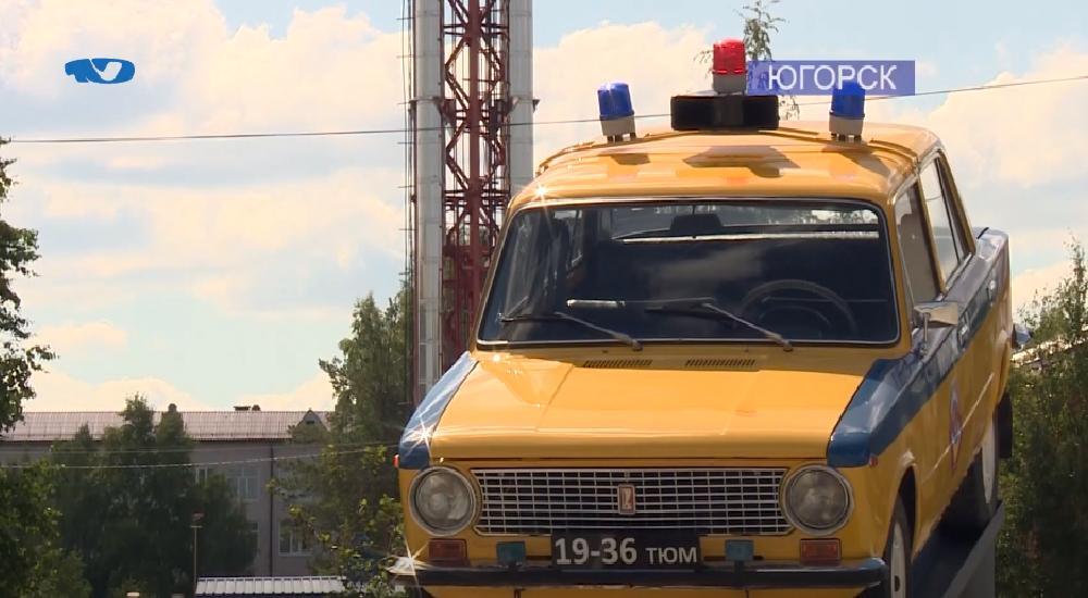 3 июля исполнилось 85 лет со дня создания российской Госавтоинспекции. Югорский отдел на сегодняшний день состоит из 34 сотрудников, которые обеспечивают безопасность дорожного движения. В праздничную дату возле здания ГИБДД прошло торжественное открытие мемориала, посвящённого юбилею.