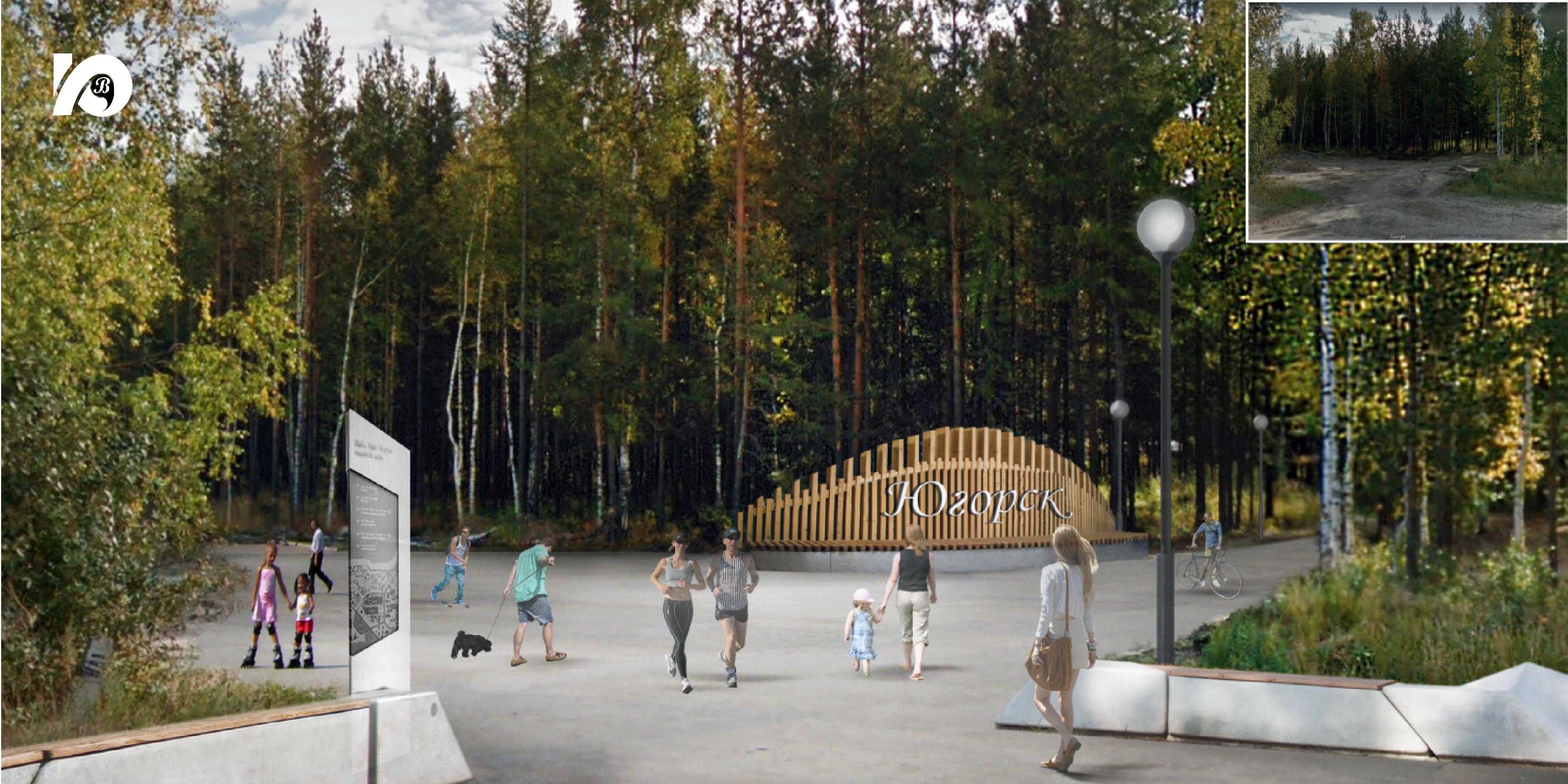 Во всероссийском голосовании приняли участие 84 региона. Проекты представили 1 463 муниципалитета. На платформу za.gorodsreda.ru было загружено 5 877 объектов для голосования, в том числе и два из города Югорска: парк на Менделеева и сквер на ул. Октябрьской.