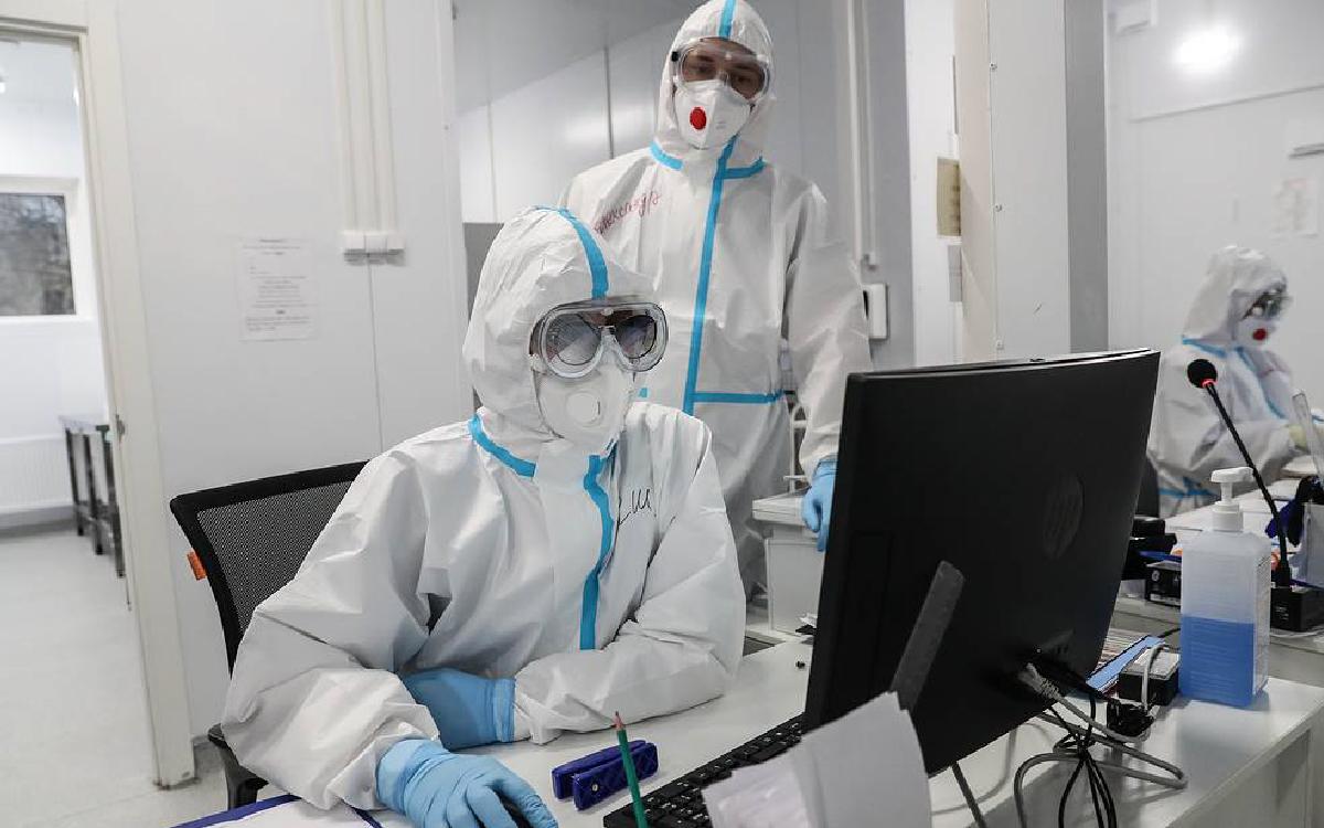 В России выявили 23 947 случаев заражения коронавирусом за сутки