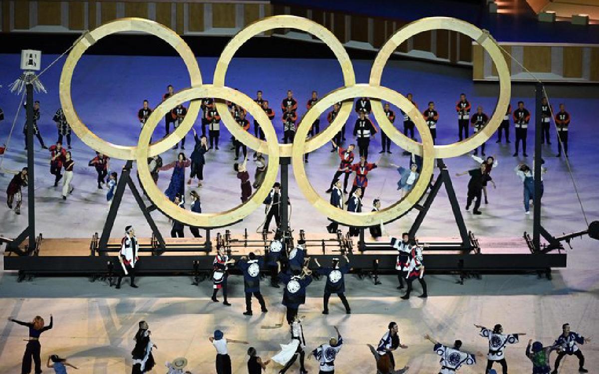 Югорские спортсмены приняли участие в открытии Олимпийских игр
