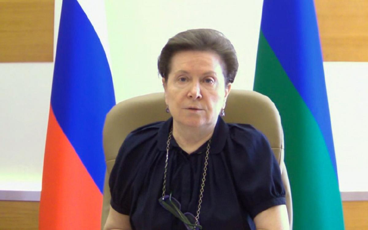 Губернатор Югры Наталья Комарова провела заседание координационного совета по вопросам возведения объектов капитального строительства, влияющих на достижение показателей национальных проектов.