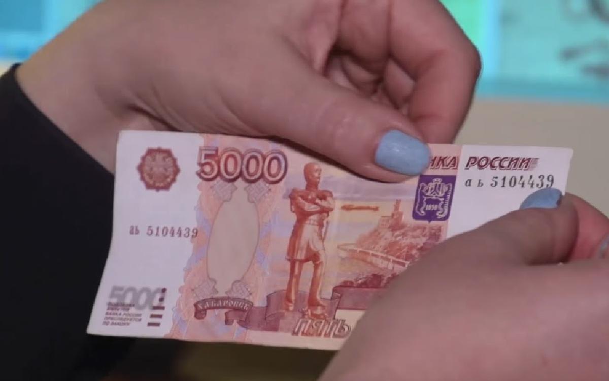 В Советском выявлены две фальшивые купюры номиналом 5000 рублей