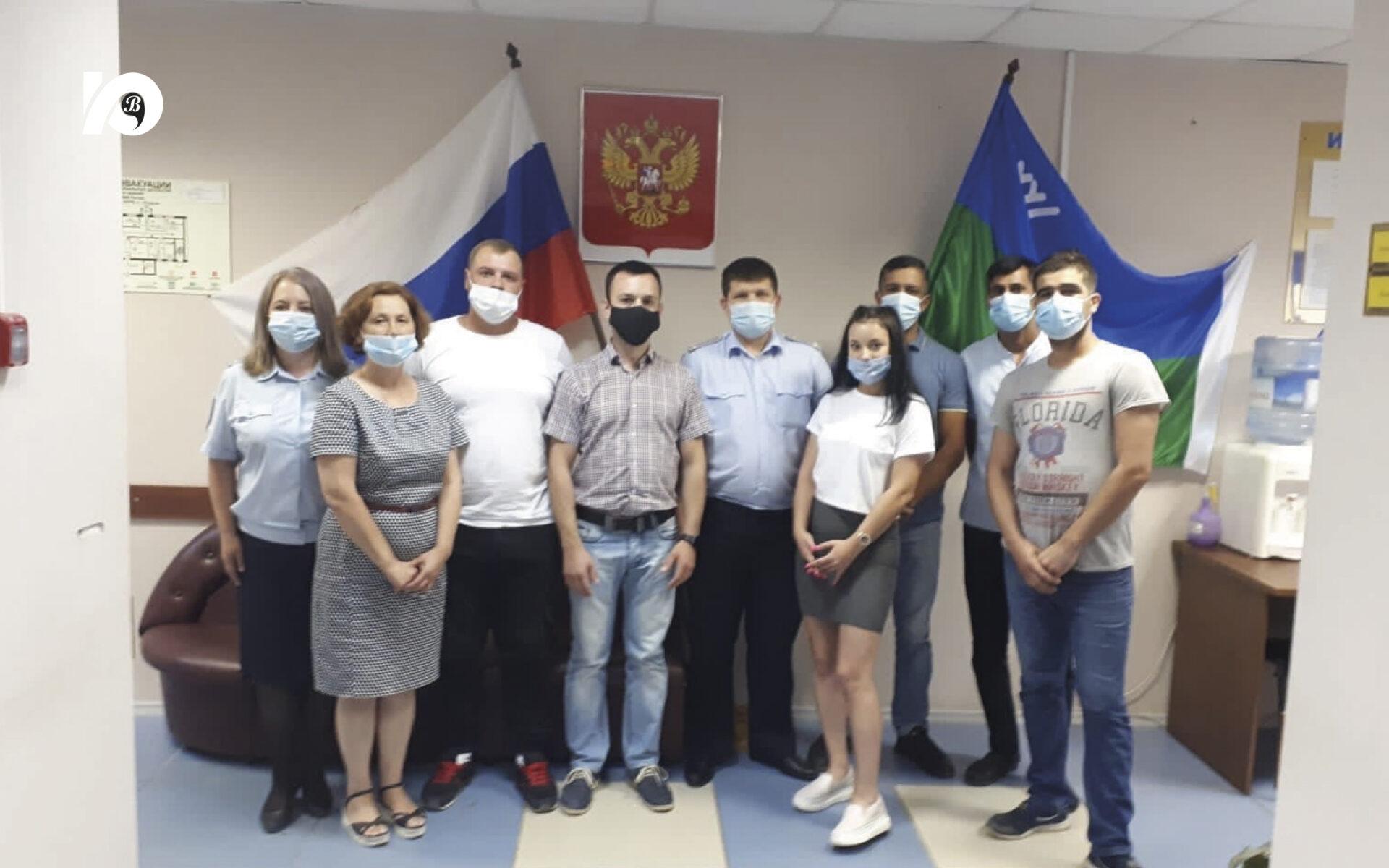 Иностранцы Югорска приняли Присягу гражданина Российской Федерации
