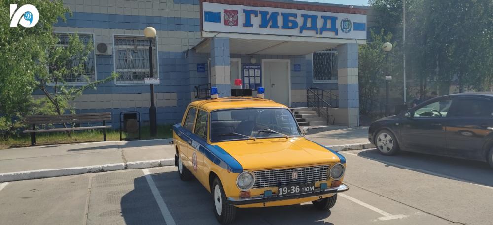 В этом году 3 июля особенный день – российской Госавтоинспекции исполнилось 85 лет. В честь знаменательной даты в Югорске состоялось торжественное мероприятие, на котором были награждены лучшие сотрудники ГИБДД.