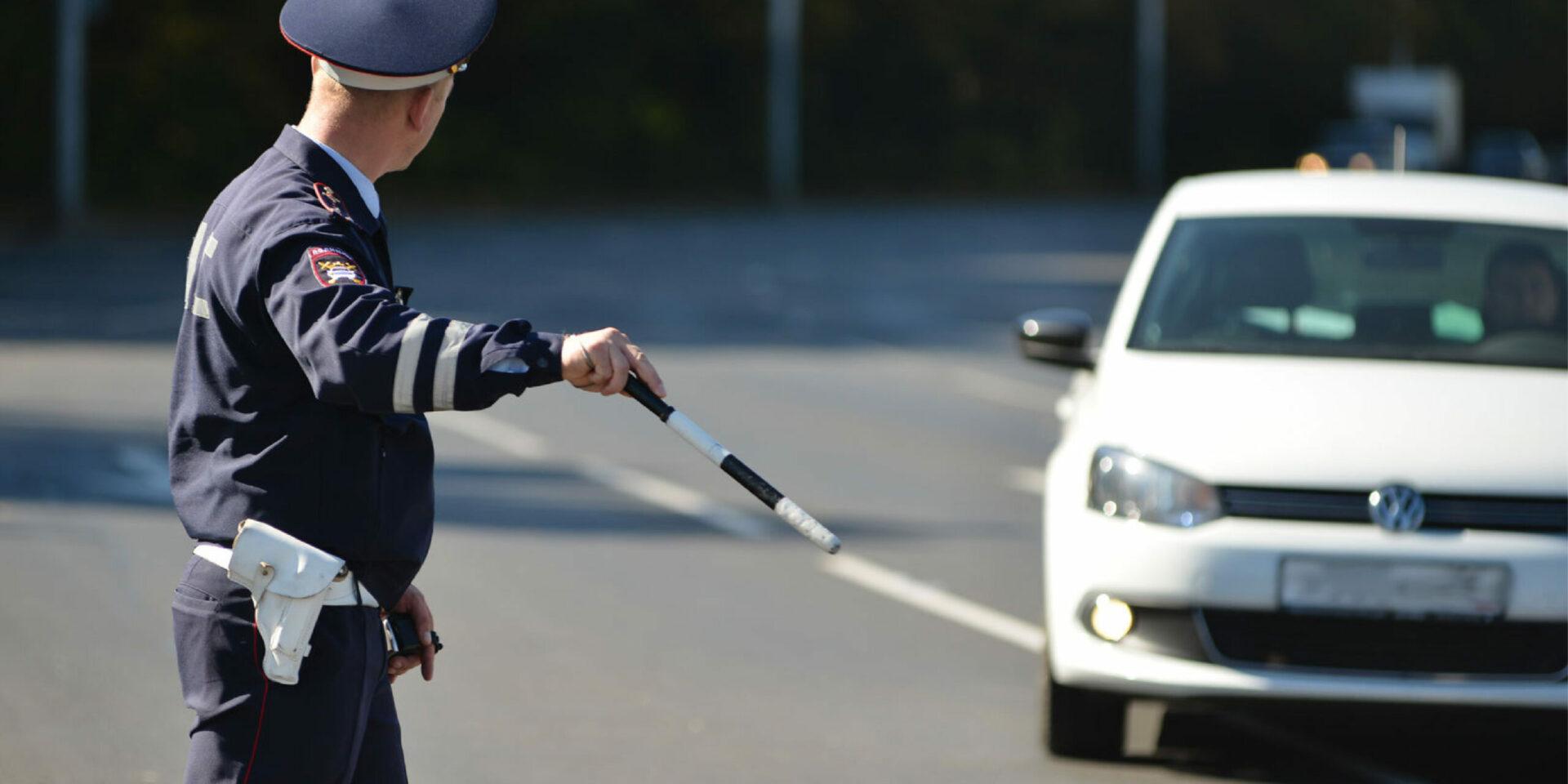 Житель Югорска повторно задержан за управление транспортным средством в состоянии алкогольного опьянения