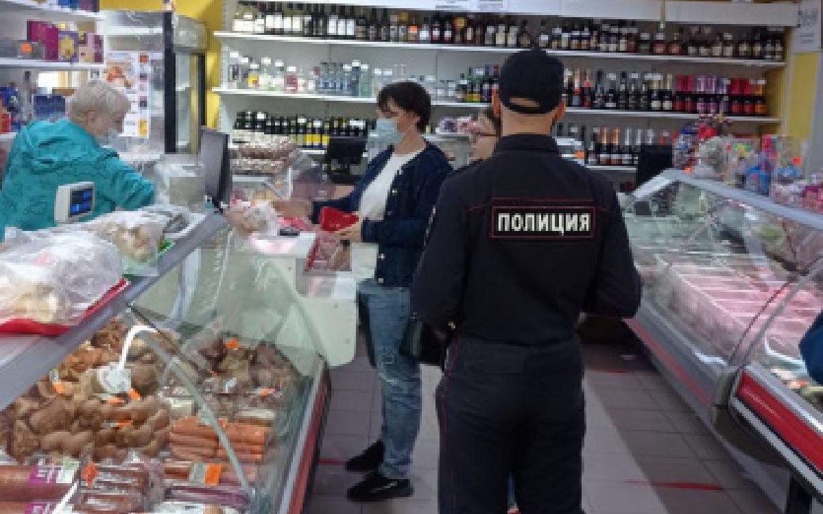 В Советском районе продолжаются рейдовые мероприятия по предупреждению COVID-19
