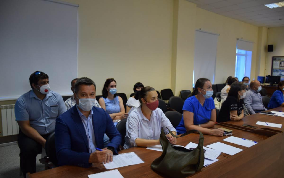 В Югорске стартовало обучение для членов ТИК