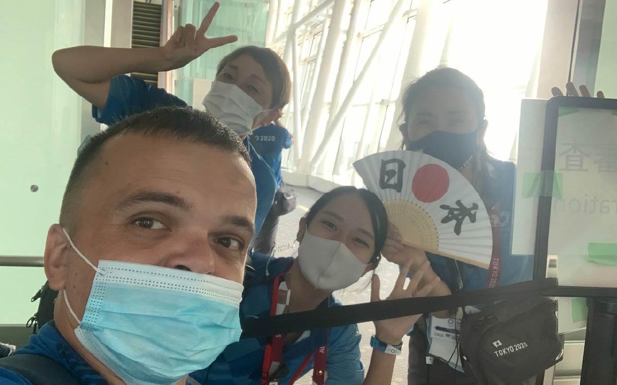 Югорские паралимпийцы начали тренировки в Японии