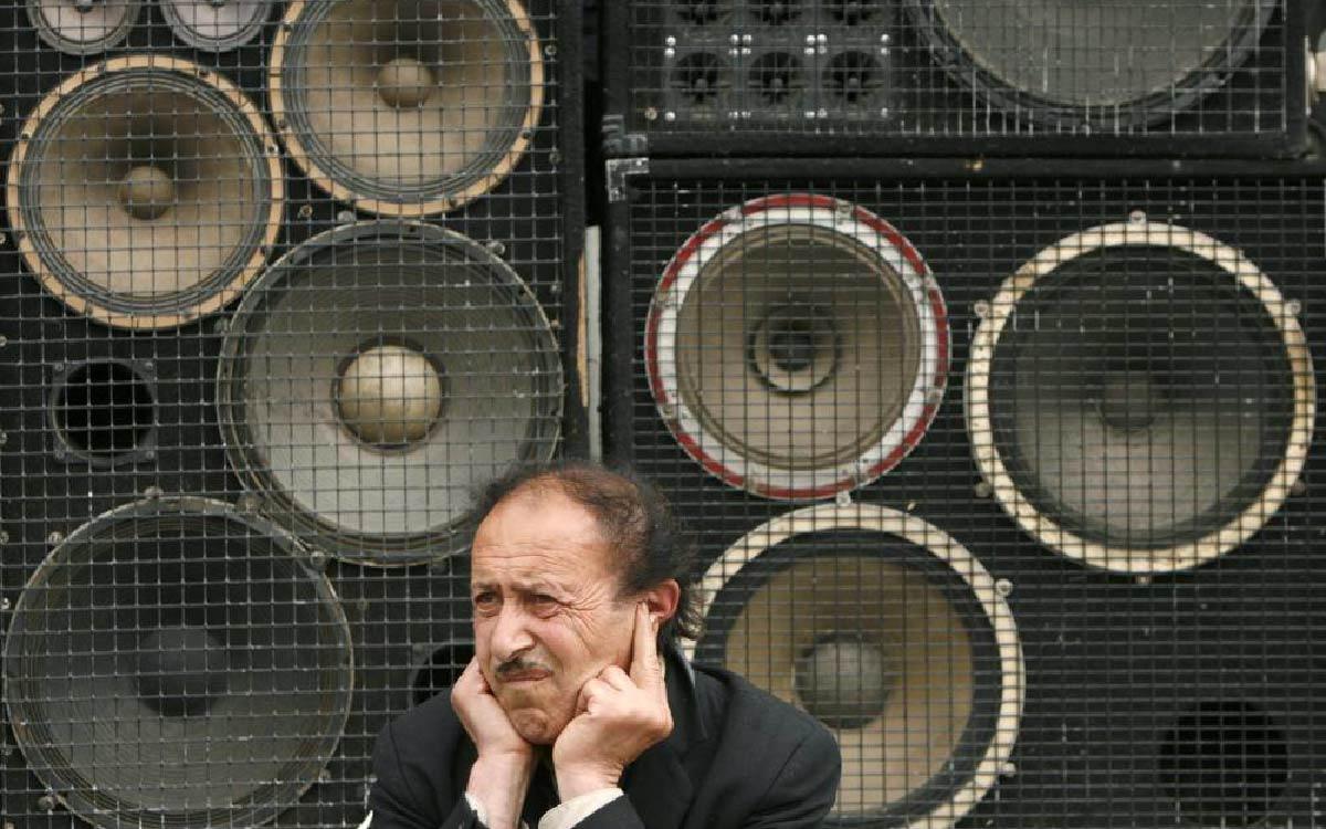Закон запретил звуковую рекламу из динамиков на улицах