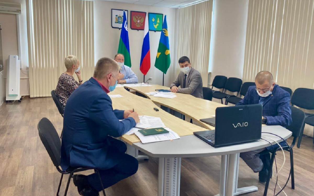 В Советском районе продолжается работа по противодействию коррупции