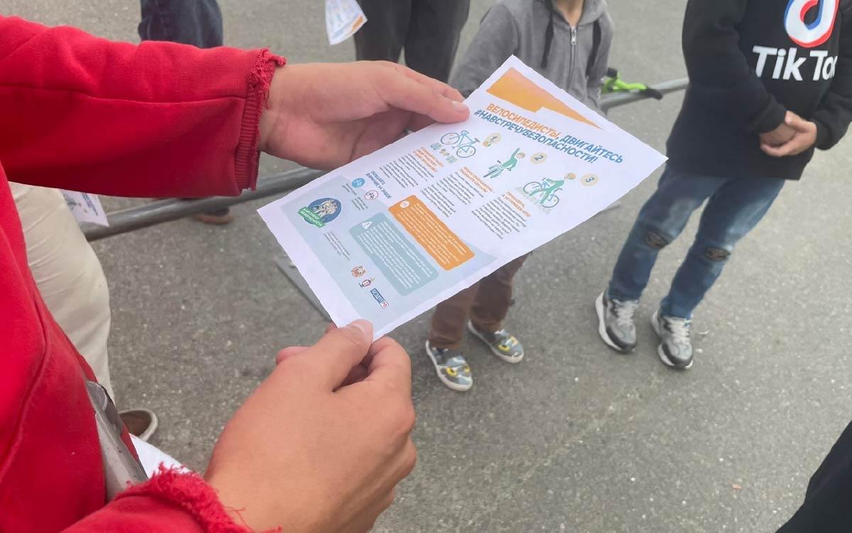 На территории Югорска в период с 27 августа по 7 сентября проходит профилактическая акция «Внимание, дети». Она направлена на профилактику детского дорожно-транспортного травматизма, недопущение ДТП с участием несовершеннолетних.