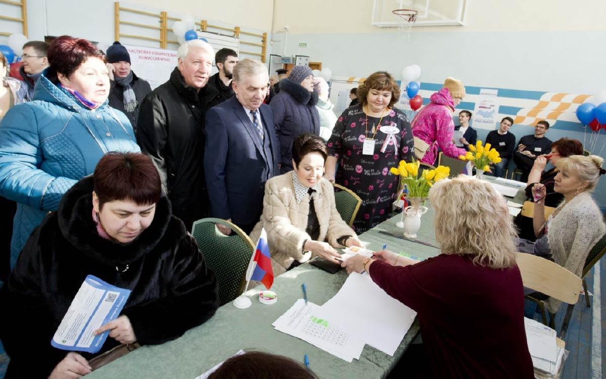 В Югре обсудили итоги выдвижения кандидатов на большие сентябрьские выборы