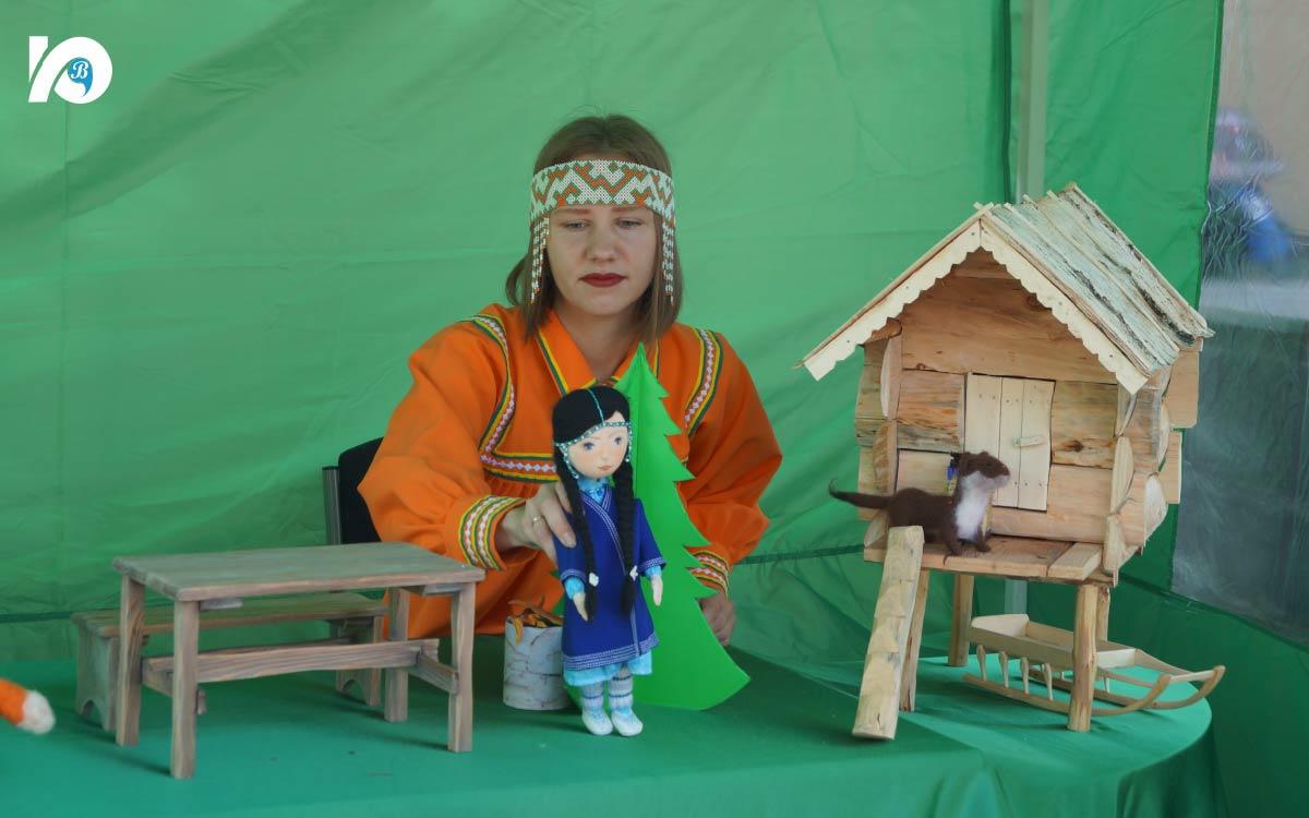 Кукольный театр «Юнтты Аканят» - это еще один перспективный проект югорских музейщиков