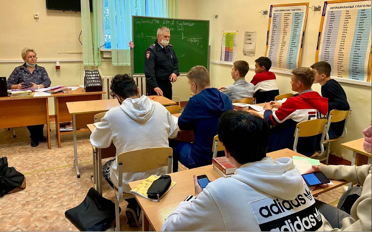 На территории Югры стартовал второй этап оперативно-профилактического мероприятия «Подросток».