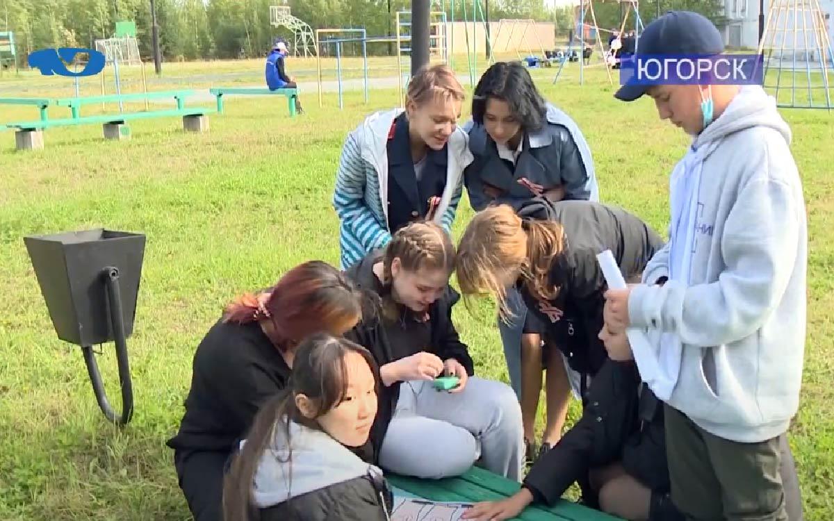 2 сентября 1945 года закончилась Вторая мировая война. Югорские школьники сегодня приняли участие во Всероссийском историческом квесте «Наша Победа», который был организован волонтёрами.