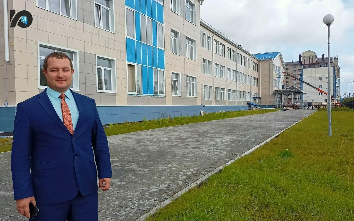 Завершение строительства нового здания ЮПК ожидается к концу года Югорск