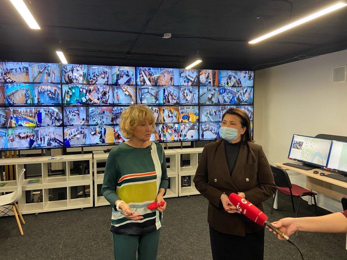 Итоги второго дня голосования подвели в Центре общественного наблюдения за выборами в Югре