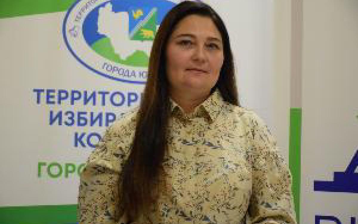 Председатель территориальной избирательной комиссии Югорска о трёхдневных выборах