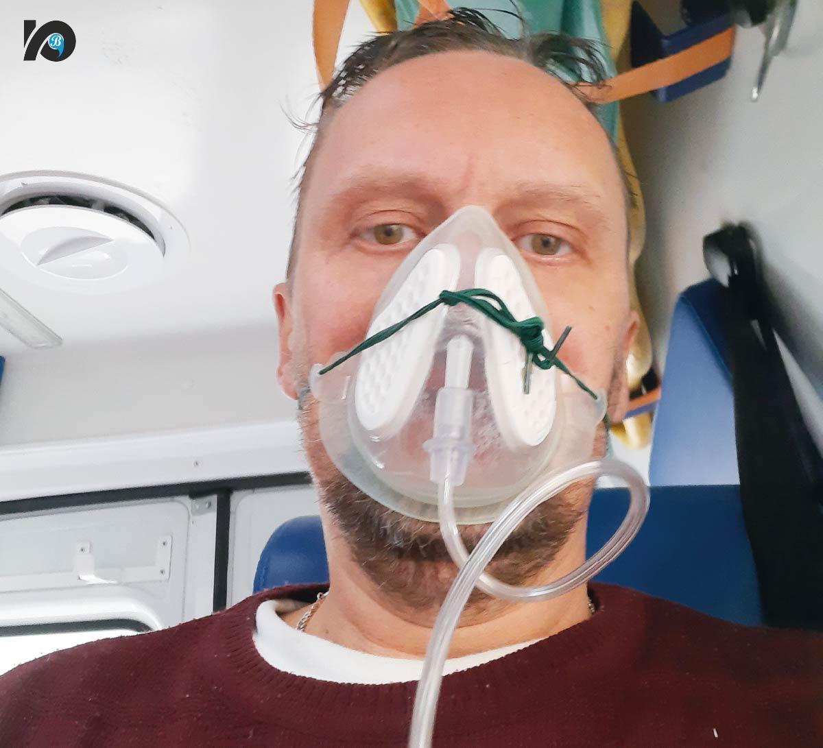 Журналист Сергей СМИРНОВ рассказал, как лечат ковидных больных в Югорской городской больнице