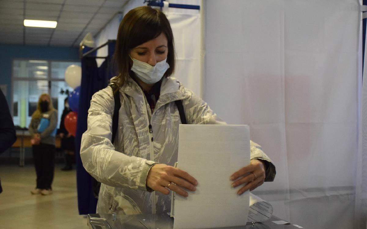 Итоговые цифры дня. По состоянию на 20.00 17 сентября в Югорске проголосовали 7567 избирателей что составляет 29,14%