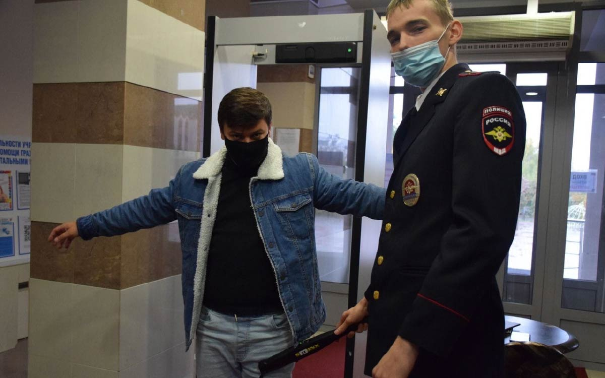 Безопасность и открытость процесса голосования Югорск