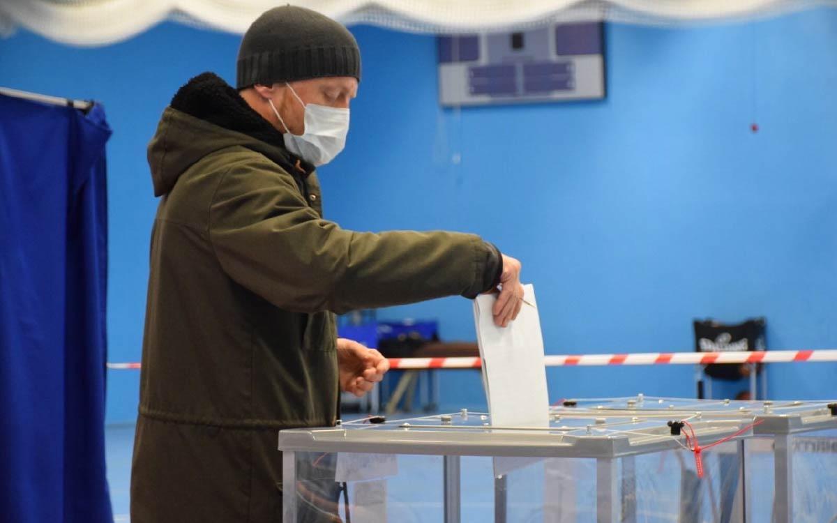 По состоянию на 19 сентября на 17.30 в Югорске проголосовали 14 189 избирателей - 53,68%
