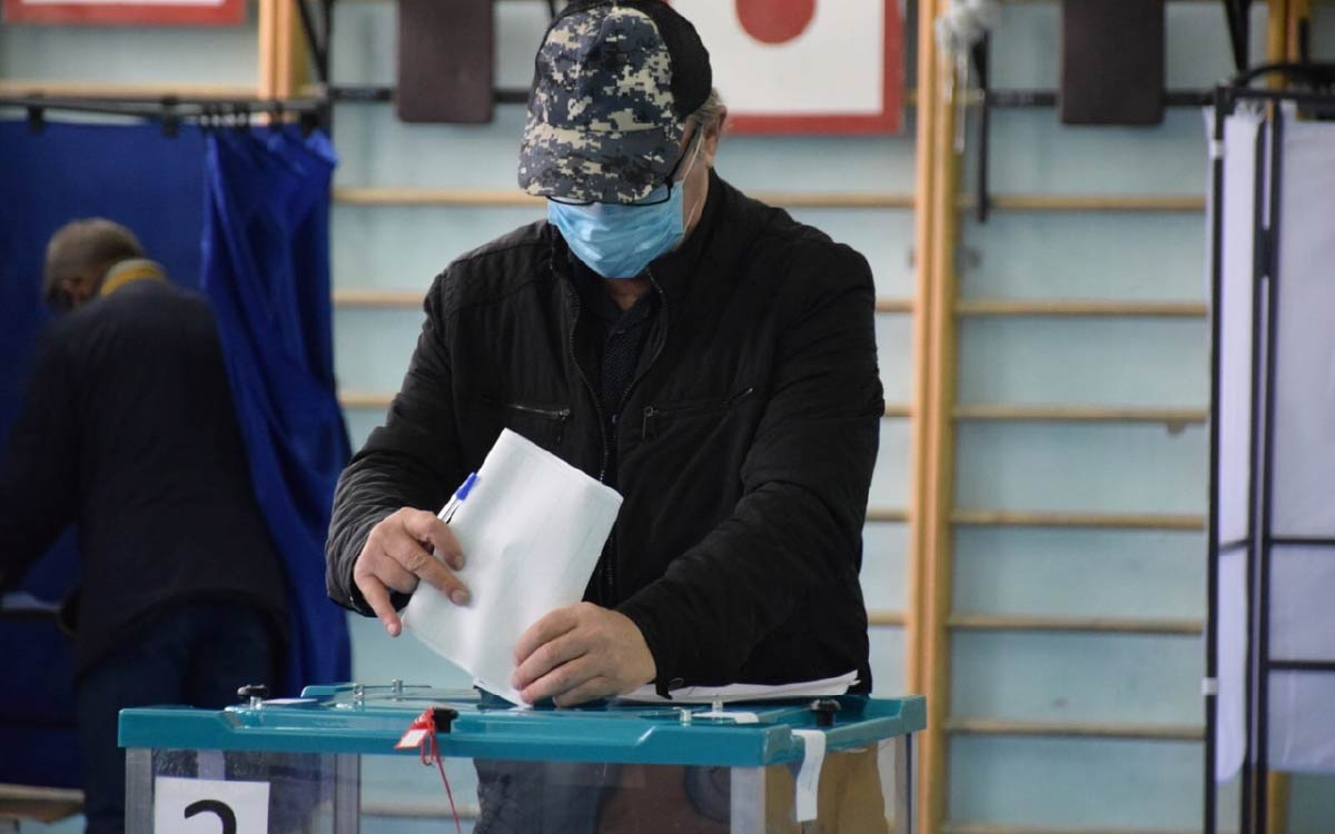 По состоянию на 19 сентября на 17.30 в Югорске проголосовали 14 189 избирателей - 53,68% 6