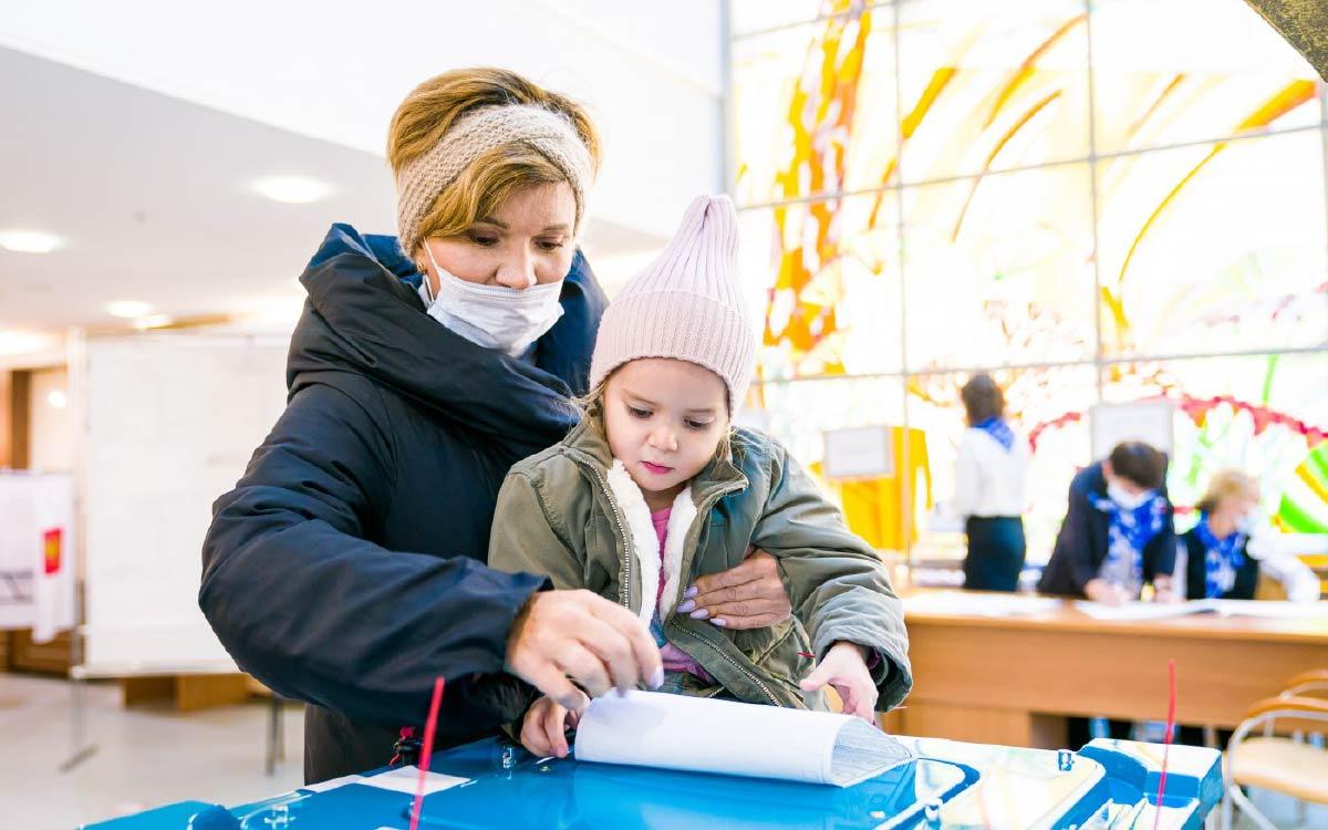 В выборах в Югре приняли участие более 46 процентов избирателей