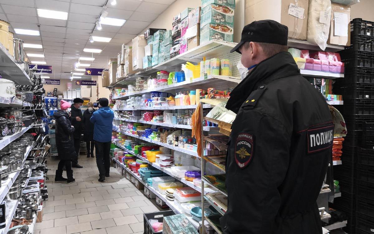 Рейдовые мероприятия по соблюдению противоэпидемических требований прошли в Советском районе