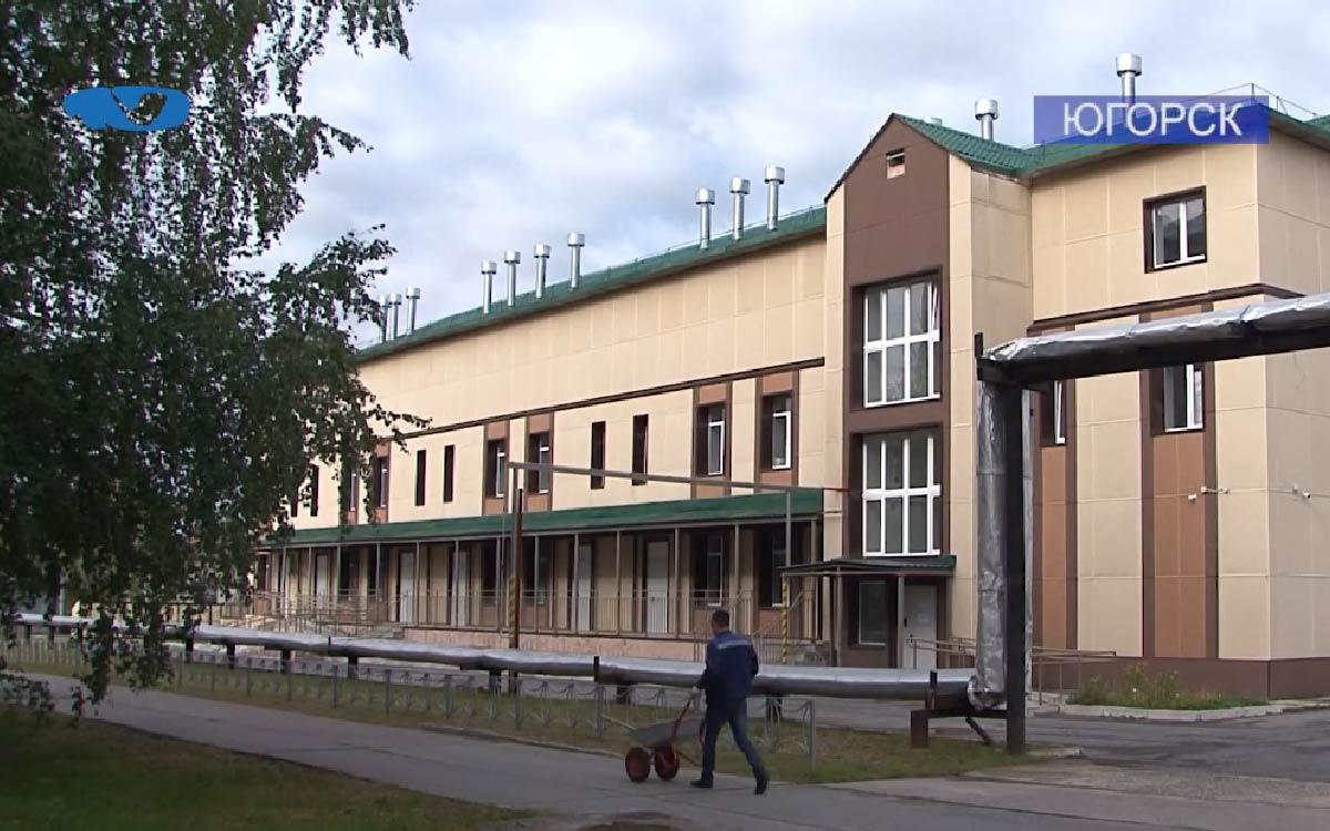 В Югорске под ковидный госпиталь вновь закрыли педиатрическое отделение