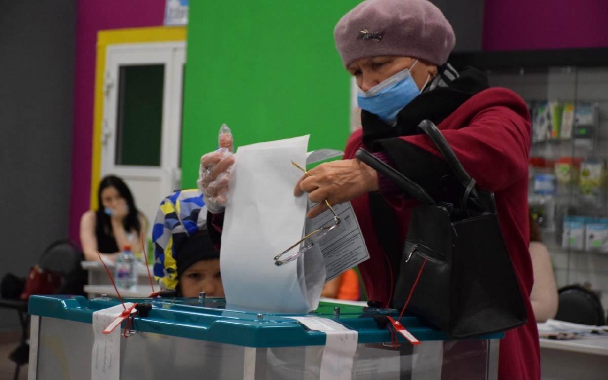 По состоянию на 19 сентября на 17.30 в Югорске проголосовали 14 189 избирателей - 53,68% 2
