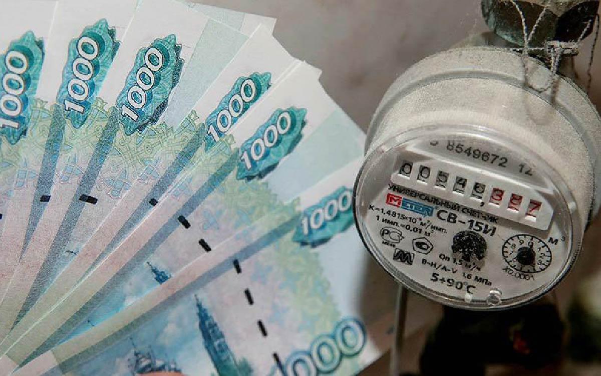 Долги населения предприятию «Советский тепловодоканал» составляют почти 60 миллионов рублей