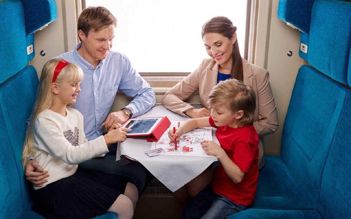 Билеты по «семейному» тарифу теперь можно покупать онлайн