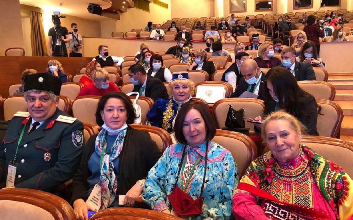 Всероссийский форум национального единства стартовал в столице Югры