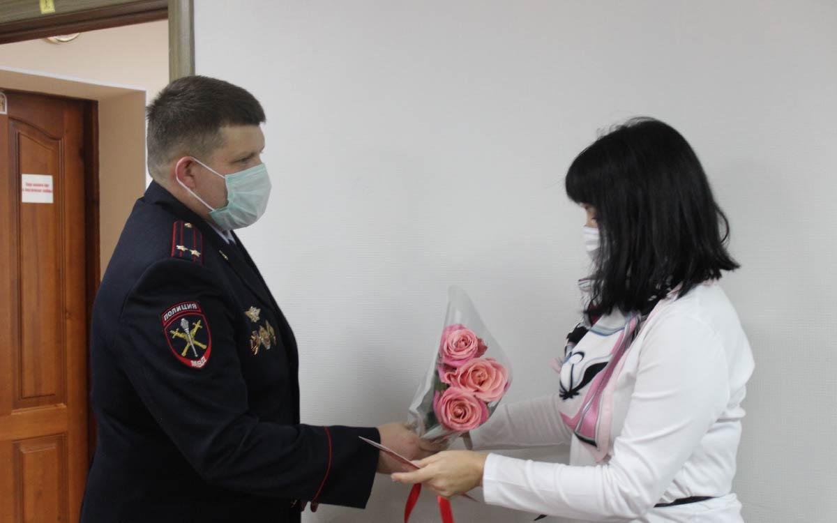 В ОМВД России по городу Югорску состоялось очередное заседание Общественного совета 2