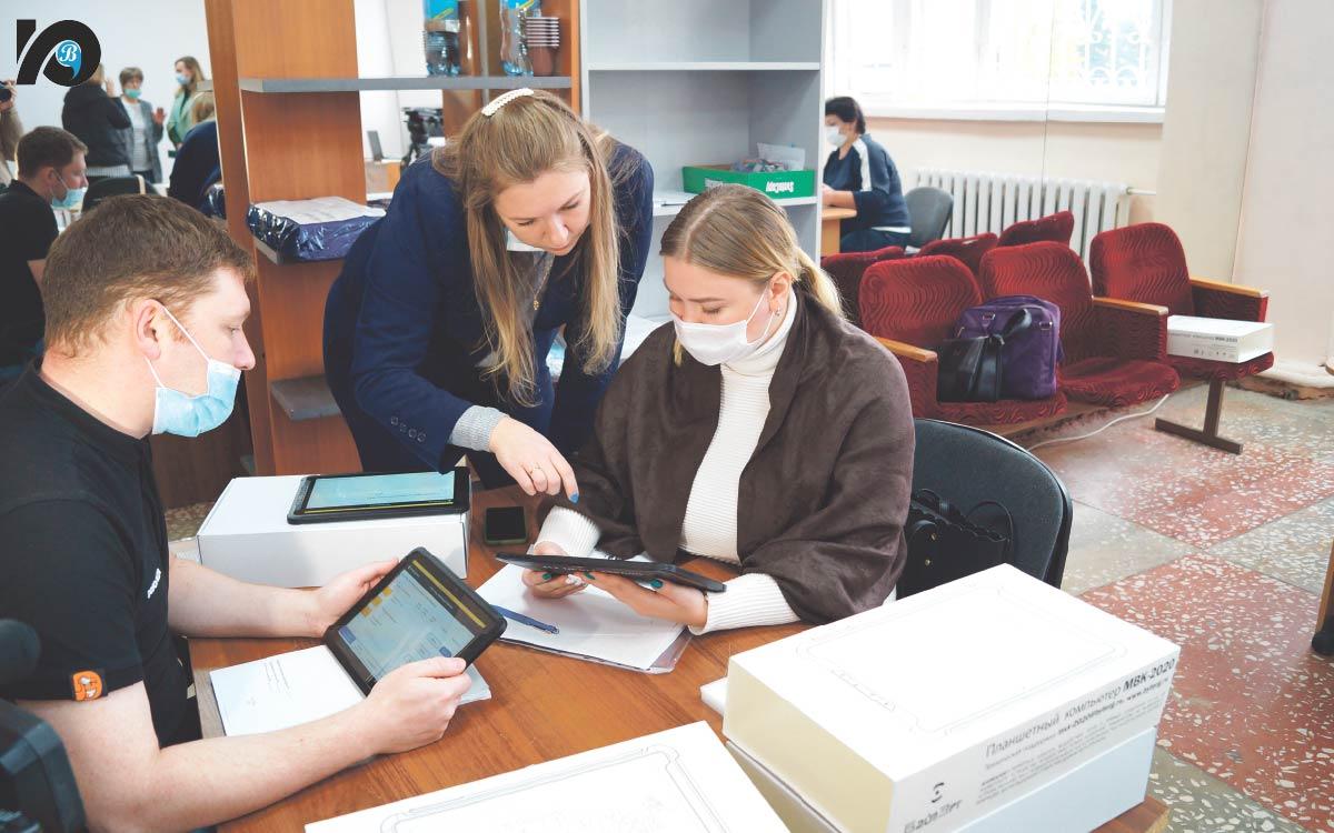 Контролеры Всероссийской переписи населения прошли обучение Югорск