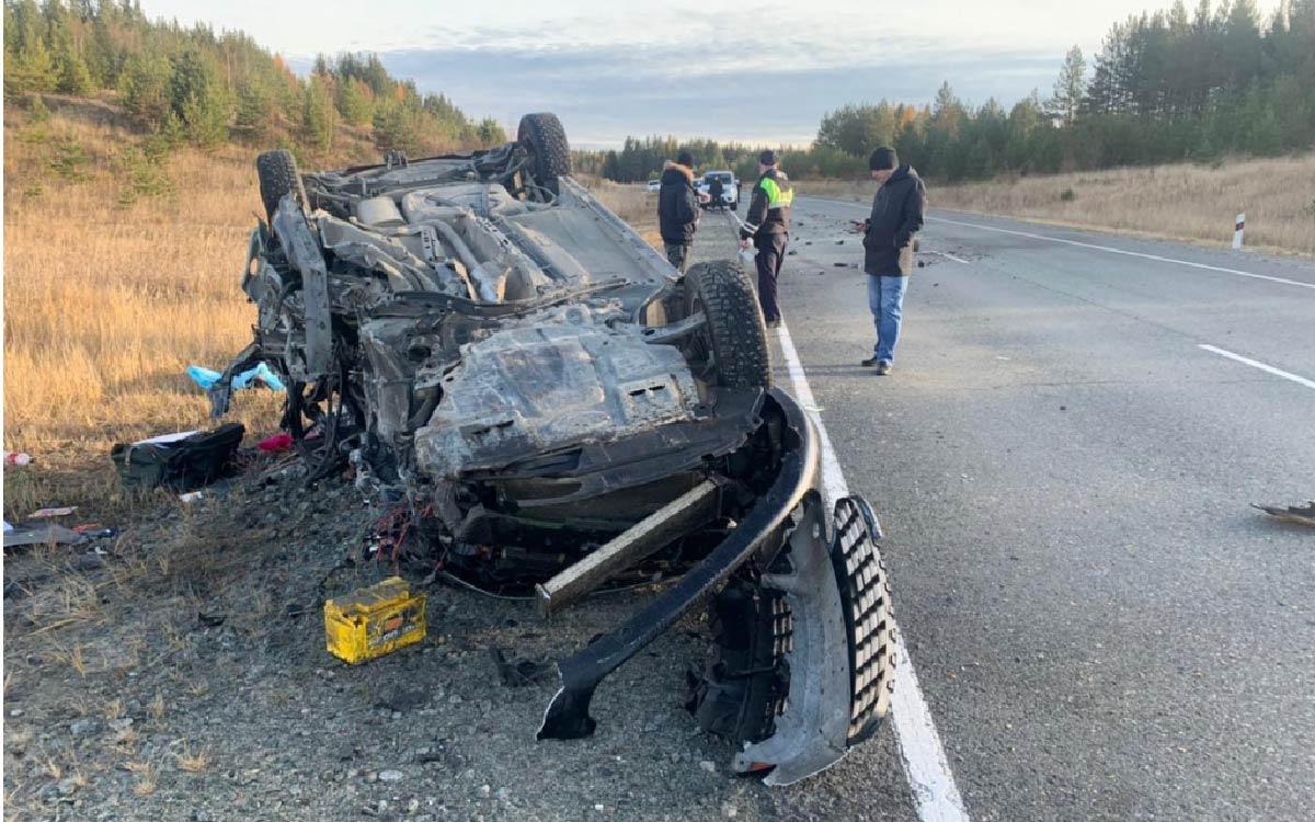 На трассе «Югра» в Советском районе погиб 47-летний житель Югорска