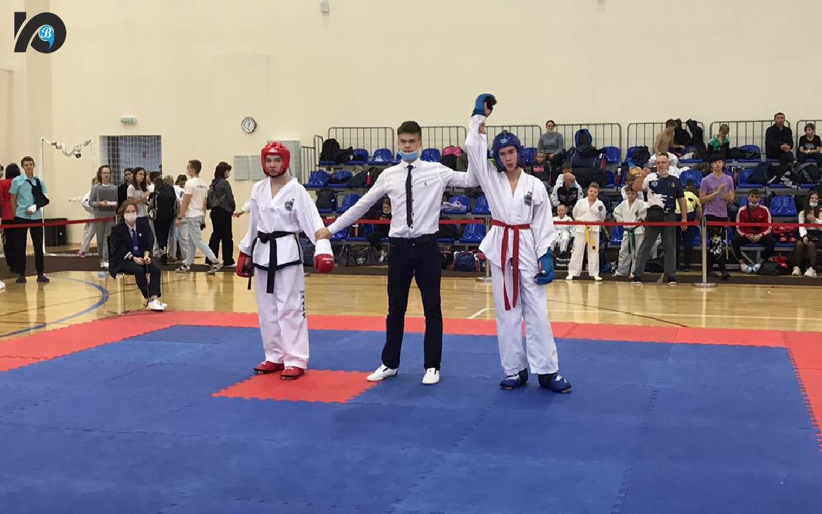 Спортсмены из Югорска показали прекрасные результаты на масштабных соревнованиях по тхэквондо 1