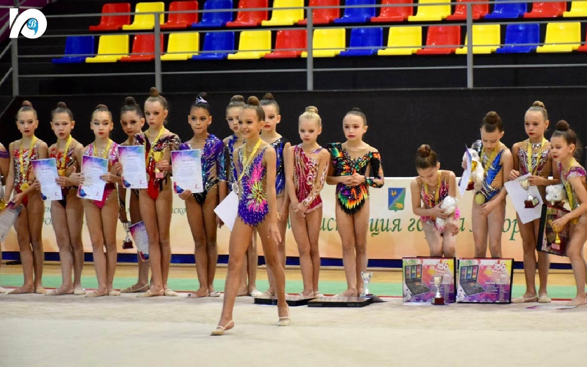 В Югорске состоялись два турнира по художественной гимнастике 1