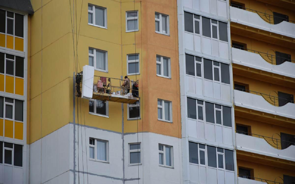 14 многоквартирных домов Советского района вошли в долгосрочную программу капремонта в Югре